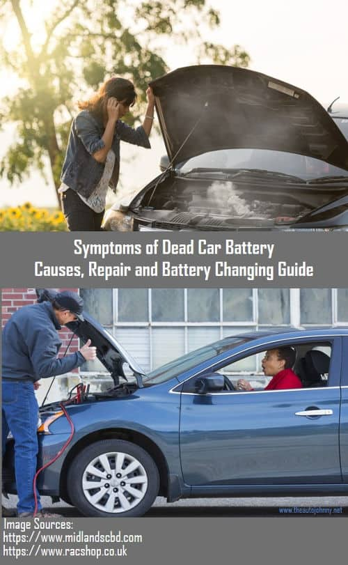 How to Restore a Dead Car Battery