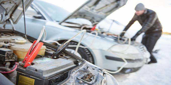 If Your Car Battery Sitting For A Year