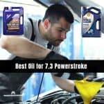 Best Oil for 7.3 Powerstroke
