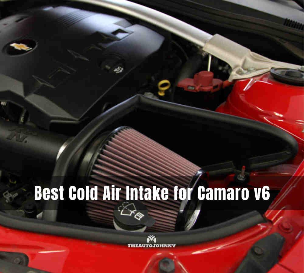 Best Cold Air Intake for Camaro v6