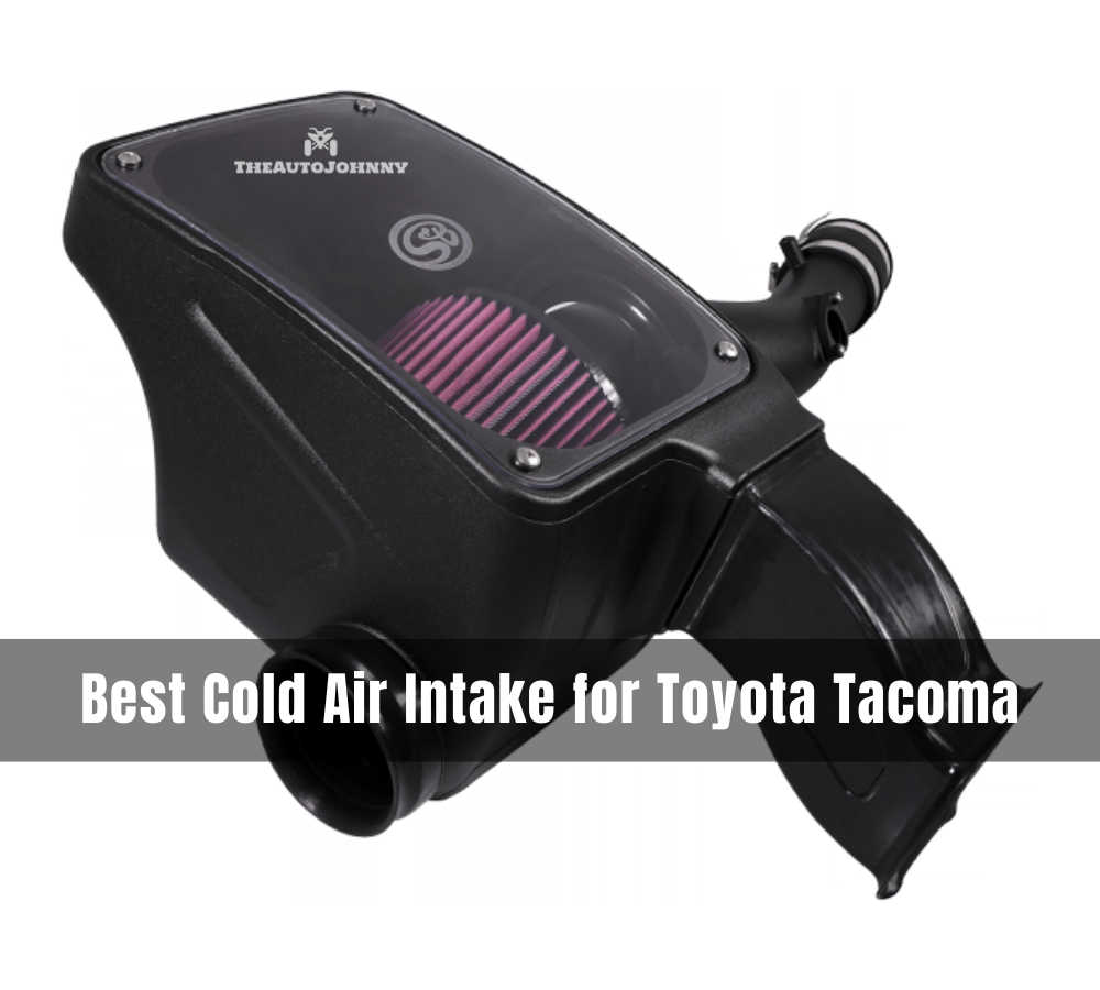 best cold air intake for Tacoma