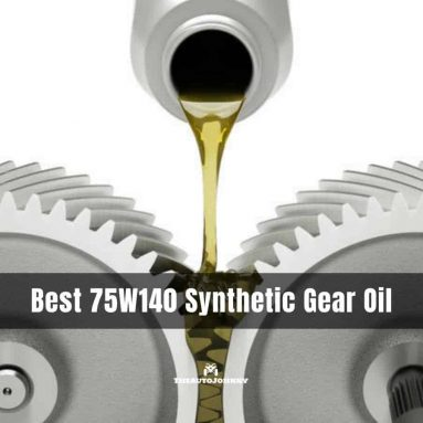 7 Best 75W140 Synthetic Gear Oil [Top Picks & Reviews]