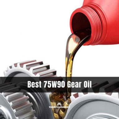 7 Best 75W90 Gear Oil [Top Picks & Reviews 2021]