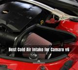 8 Best Cold Air Intake for Camaro v6 [Top Picks & Reviews]