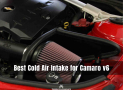 8 Best Cold Air Intake for Camaro v6 [Top Picks & Reviews]
