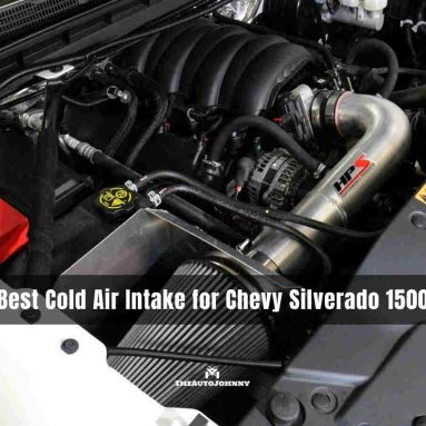 7 Best Cold Air Intake for Chevy Silverado 1500 [Top Picks 2021]