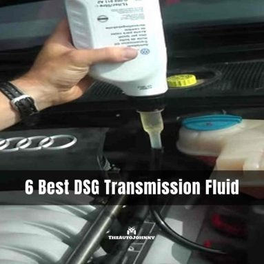 6 Best DSG Transmission Fluid 2021 [Buying Guide]
