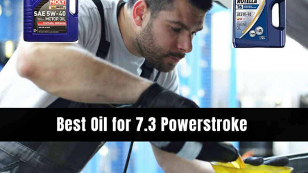 7 Best Oil for 7.3 Powerstroke 2020 [Reviews & Buying Guide]