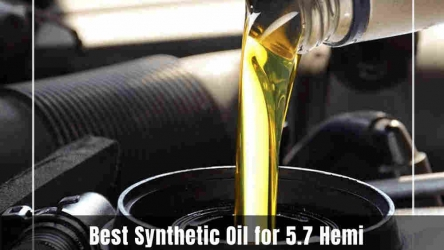Best Synthetic Oil for 5.7 Hemi 2020 [Reviews & Buying Guide]