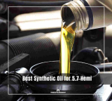 7 Best Synthetic Oil for 5.7 Hemi [Reviews & Buying Guide]