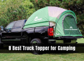 8 Best Truck Topper for Camping 2020 [Reviews & Buying Guide]