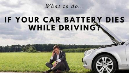 Car Battery Dies While Driving [9 Reasons Behind]
