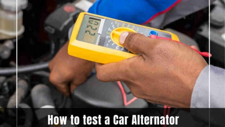 How to Test Alternator by Disconnecting Battery?